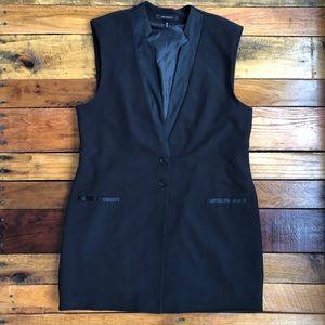 Robert Rodriguez Oversized Vest Sz XL